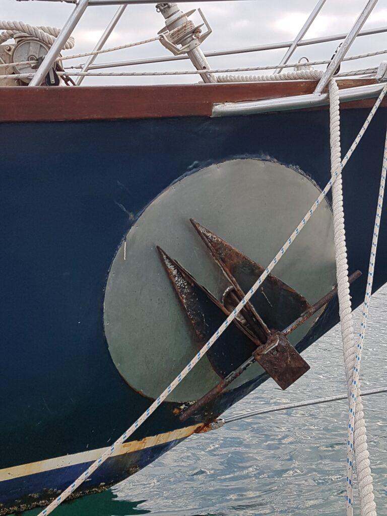 Atalayas rusty anchor