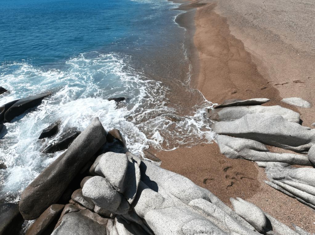Los Frailes Rocky Beach