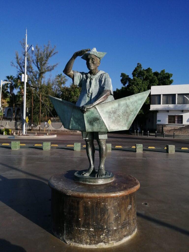 Paperman in La Paz