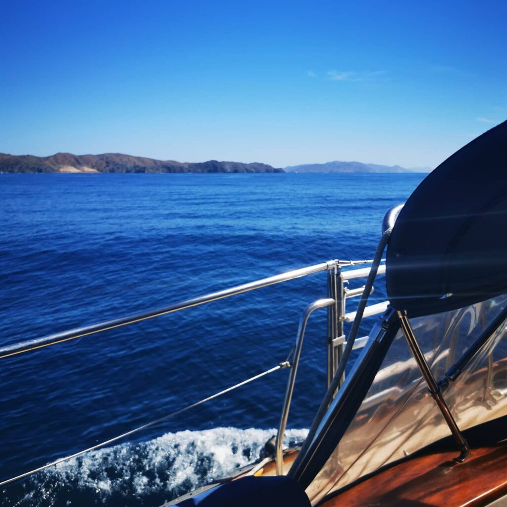 Sailing Milagros