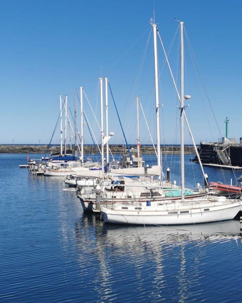 Santa Rosalina Marina