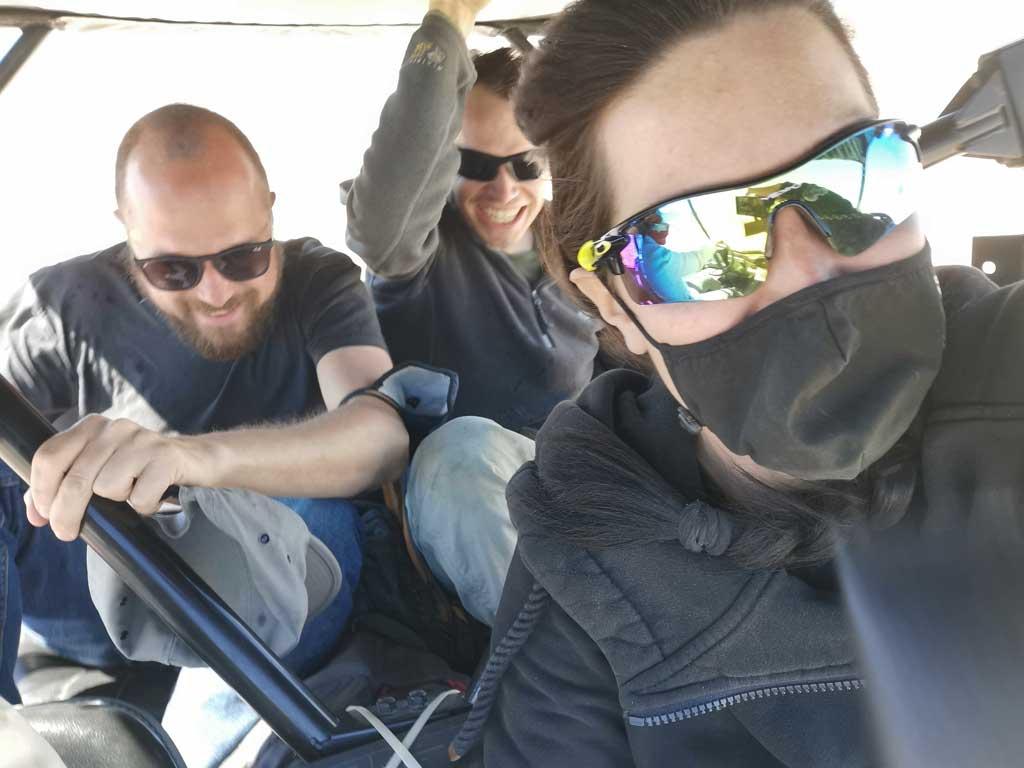 ATV fun in Puerto Peñasco