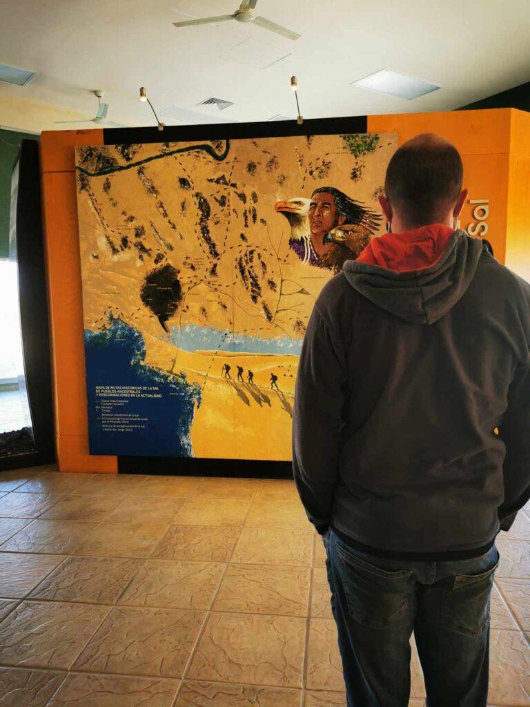 Musée du centre d'accueil de Schuk Toak