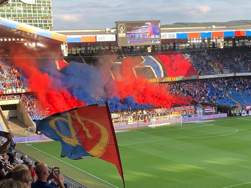 St. Jakob Park of FC Basel in Switzerland