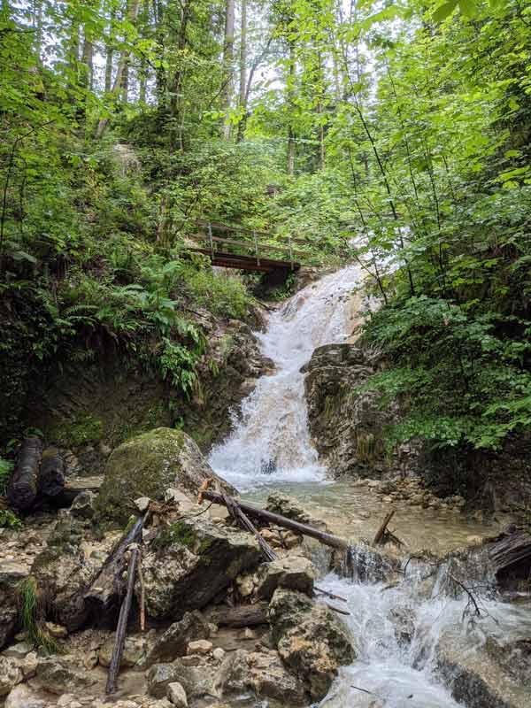 The Wasserfallen in Switzerland